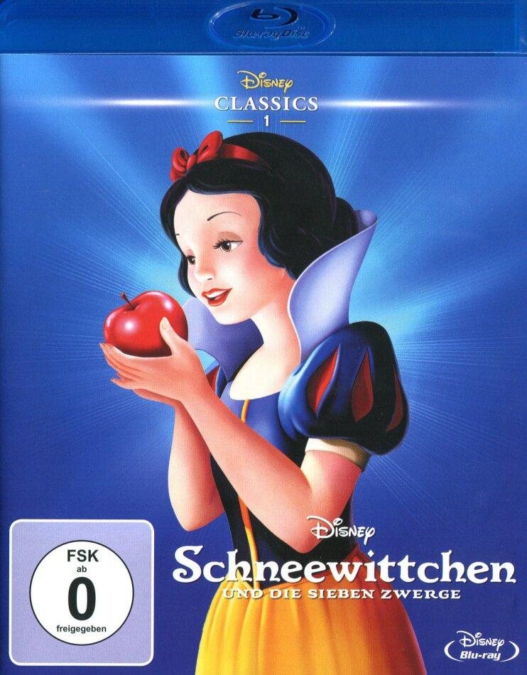 Schneewittchen und die sieben Zwerge (1937) (Disney Classics, Restaurierte Fassung)