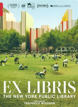 Ex Libris - The New York Public Library (2017) (Digibook)