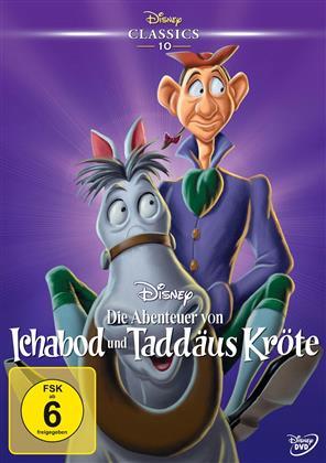 Die Abenteuer von Ichabod und Taddäus Kröte (1949) (Disney Classics)