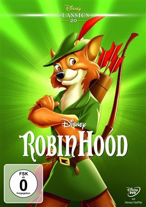 Robin Hood (1973) (Disney Classics)