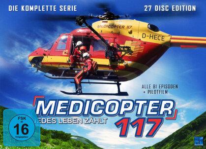 Medicopter 117 - Die komplette Serie (27 DVDs)