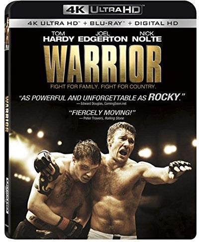 Warrior (2011) (4K Ultra HD + Blu-ray)