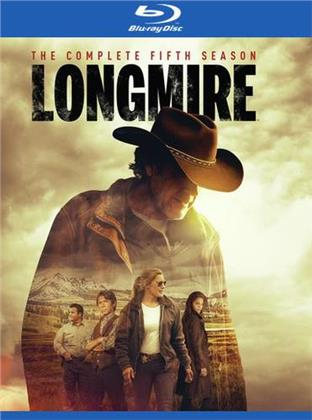 Longmire - Season 5 (4 Blu-rays)