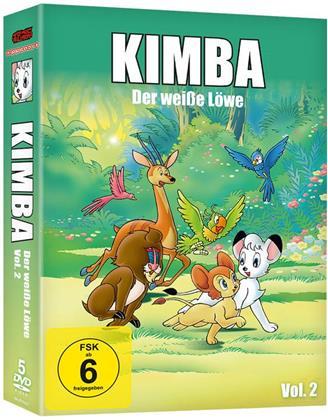 Kimba, der weisse Löwe - Vol. 2 - Staffel 1.2 (1965) (3 Blu-rays)
