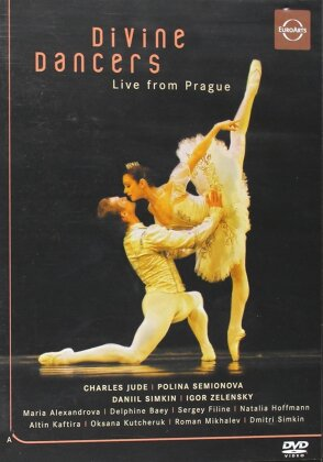 Divine Dancers - Live from Prague (Euro Arts)