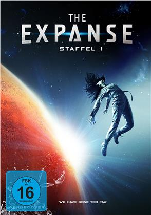 The Expanse - Staffel 1 (3 DVDs)