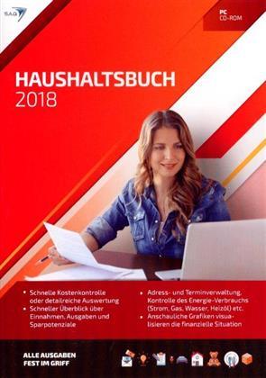 Haushaltsbuch 2018