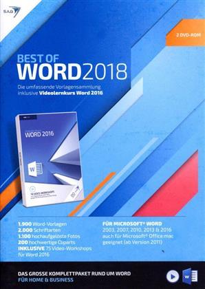 Best of Word 2018 [inkl. Videolernkurs]