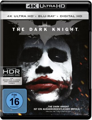 Batman - The Dark Knight (2008) (4K Ultra HD + Blu-ray)