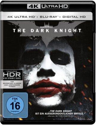 Batman - The Dark Knight (2008) (4K Ultra HD + Blu-ray)