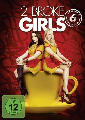 2 Broke Girls - Staffel 6 - Die finale Staffel (2 DVDs)