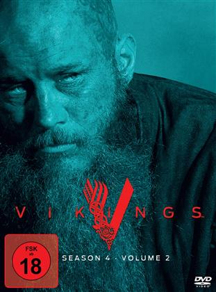 Vikings - Staffel 4.2 (3 DVDs)