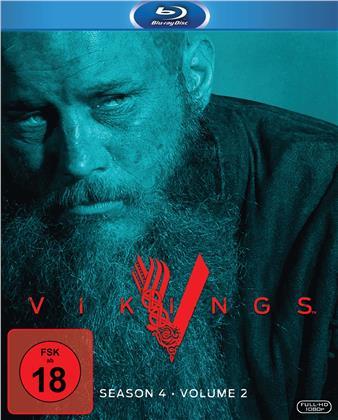 Vikings - Staffel 4.2 (3 Blu-rays)
