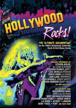 Various Artists - Hollywood Rocks!