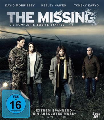 The Missing - Staffel 2 (2 Blu-rays)