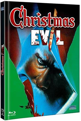 Christmas Evil (1980) (Cover A, Limited Edition, Mediabook, Uncut, Blu-ray + DVD)