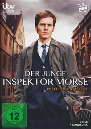 Der junge Inspektor Morse - Staffel 1 (+Pilotfilm) (3 DVDs)