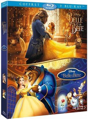 La Belle et la Bête (2017) / La Belle et la Bête (1991) (2 Blu-ray)