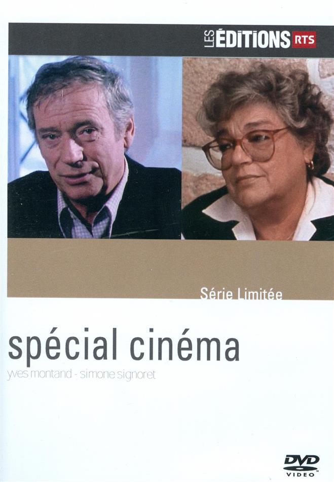 Spécial cinéma - Yves Montand - Simone Signoret (Les Éditions RTS, Limited Edition, Restaurierte Fassung)