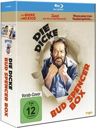 Die dicke Bud Spencer Box (3 Blu-rays)