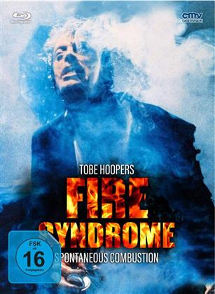 Fire Syndrome - Spontaneous Combustion (1990) (Cover A, Limited Edition, Mediabook, Uncut, Blu-ray + DVD)