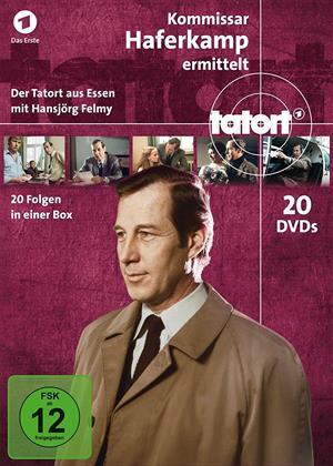 Tatort - Essen - Kommissar Haferkamp ermittelt - Komplettbox (20 DVDs)