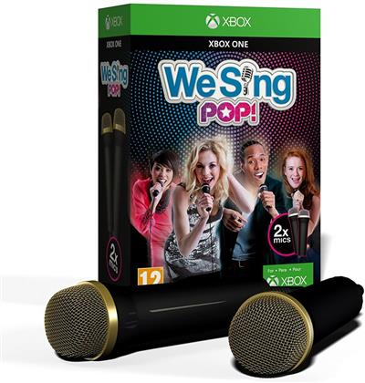 We Sing Pop! + 2 Micros