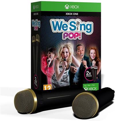 We Sing Pop! + 2 Micros