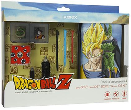 3DSXL Pack Dragon Ball Z auch 2DSXL
