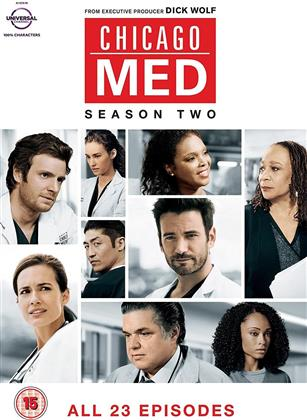 Chicago Med - Season 2 (6 DVDs)