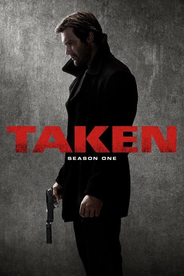Taken - Season 1 (3 DVDs)