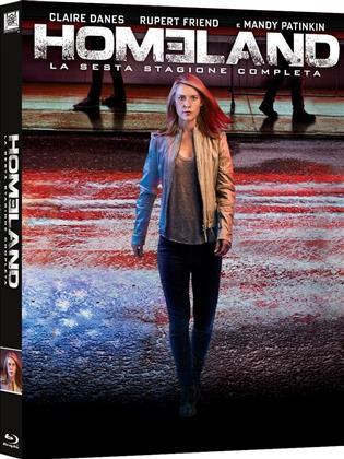 Homeland - Stagione 6 (3 Blu-rays)