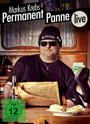 Markus Krebs - Permanent Panne live (Digibook)
