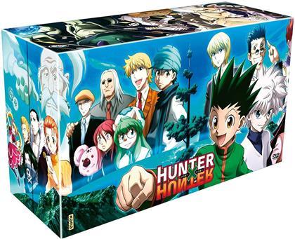 Hunter X Hunter - L'intégrale (2011) (Limited Edition, 30 DVDs)