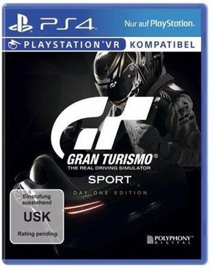 Gran Turismo Sport (German Day One Edition)