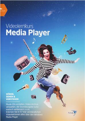 Videolernkurs Windows Media Player