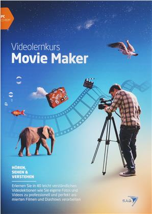 Videolernkurs Windows Movie Maker
