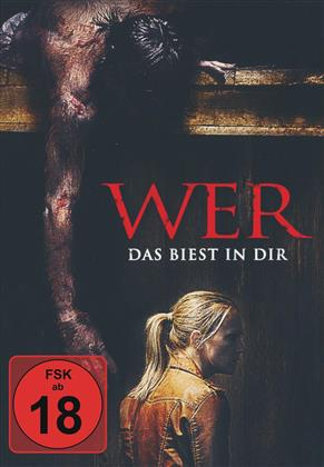 WER - Das Biest in dir (2013) (Cover A, Limited Edition, Mediabook, Uncut)