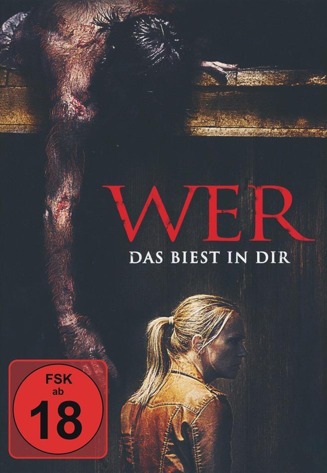WER - Das Biest in dir (2013) (Cover A, Limited Edition, Mediabook, Uncut)