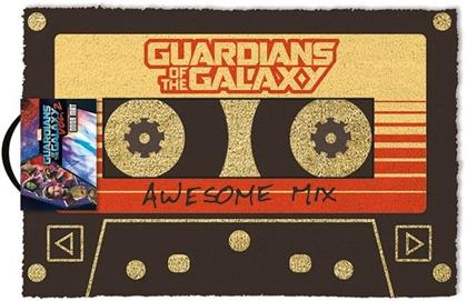 Guardians Of The Galaxy Vol 2: Awesome Mix - Door Mat