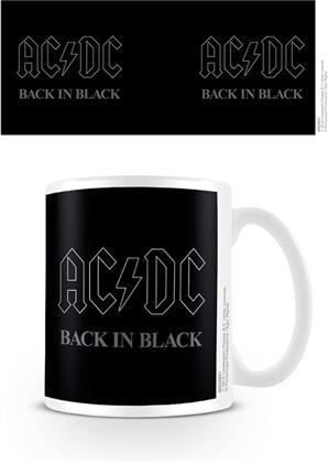 AC/DC: Back In Black - Mug