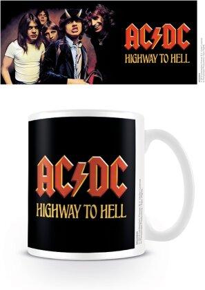 AC/DC: Highway To Hell - Coffee Mug