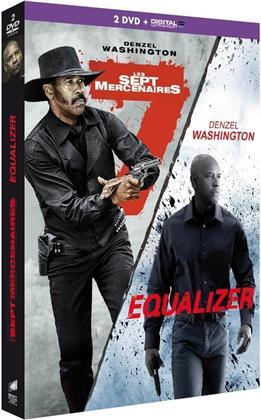 Les 7 Mercenaires / Equalizer (2 DVD)