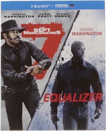 Les 7 Mercenaires / Equalizer (2 Blu-ray)