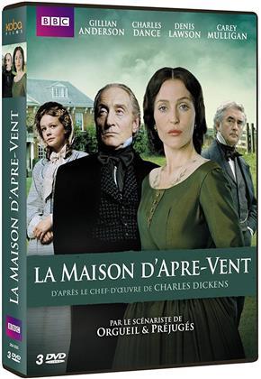 La maison d'Apre-vent (BBC, 3 DVDs)