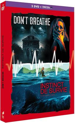 Don't Breathe / Instinct de Survie (2 DVD)