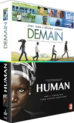 Demain / Human (Limited Edition, 2 DVDs)