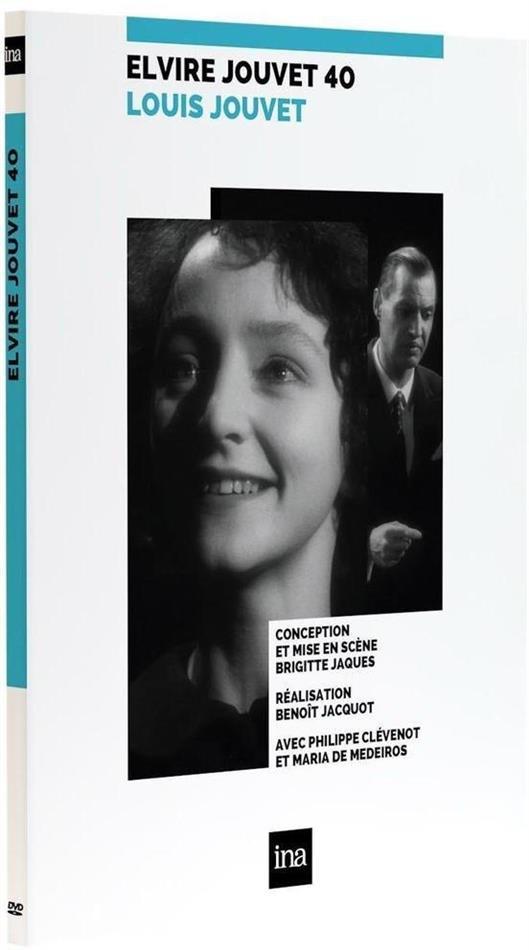 Elvire Jouvet 40 (1986) (s/w)