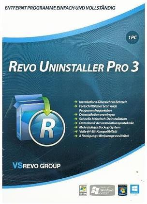 Revo Uninstaller 3 [1 PC]