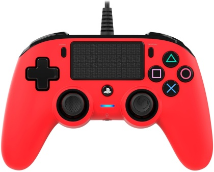 NACON Gaming Controller Color Edition - red